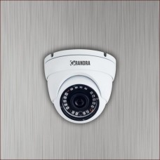 GRANDRA GA-20HDiL-53F 2.0 Mega Pixel HD IR Outdoor Dome Network Camera