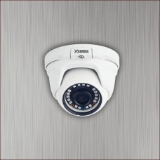 GRANDRA GA-20ECoR-54F 2.0 Mega Pixel Quadrant Technology HD IR Dome Camera