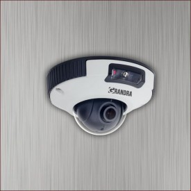 GRANDRA GA-20HDiQ-55F 2.0 Mega Pixel HD IR Outdoor Dome Network Camera