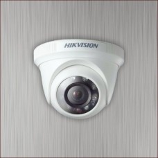 HIKVISION DS-2CE56C0T-IRPF TURBO HD Turret 1.0 Mega Pixel TVI 720P IR Dome Camera