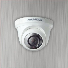 HIKVISION DS-2CE56D0T-IRP TURBO HD Turret 2.0 Mega Pixel TVI 1080P IR Dome Camera
