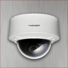 ADVERT ADVIP-14WS-Ex Outdoor IR Vandal Dome IP Camera