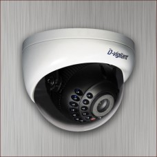 D-vigilant V10-SSSP-i24 Indoor IR Dome Camera
