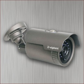 D-vigilant ExD61-1.3M720-i24 Outdoor IR Bullet IP Camera