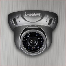 D-vigilant ExD81-1.3M720-i24 Outdoor IR Dome IP Camera